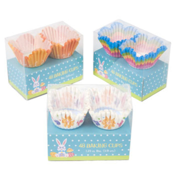 Mini Baking Cups - CASE OF 24