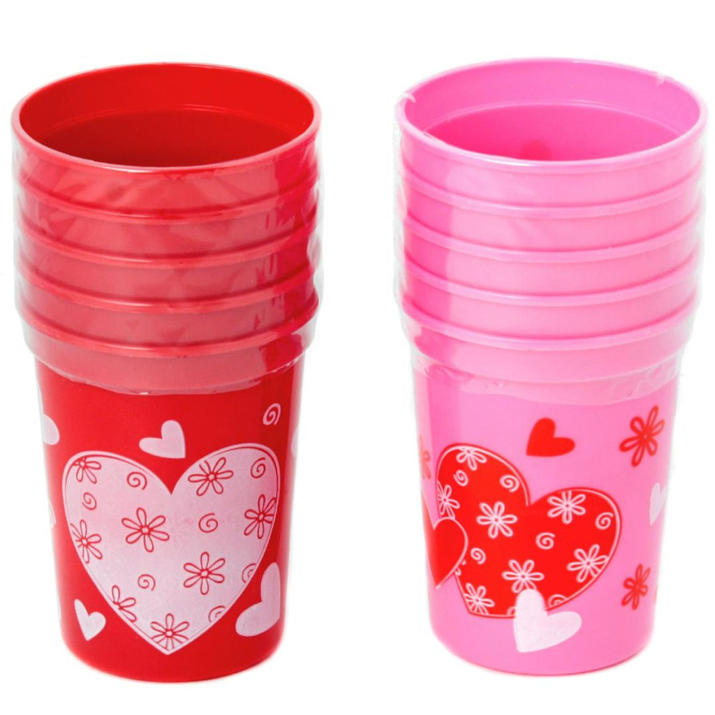 5-Piece Valentine Cup Set - CASE OF 72