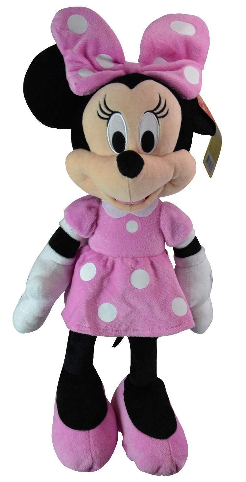"15.5"" Disney Minnie Mouse Plush Doll - CASE OF 32"