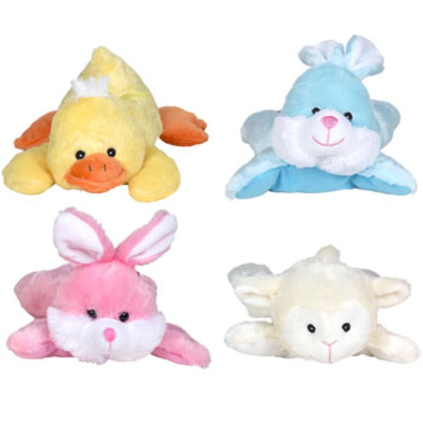 Easter Plush 4 Assorted - CASE OF 24