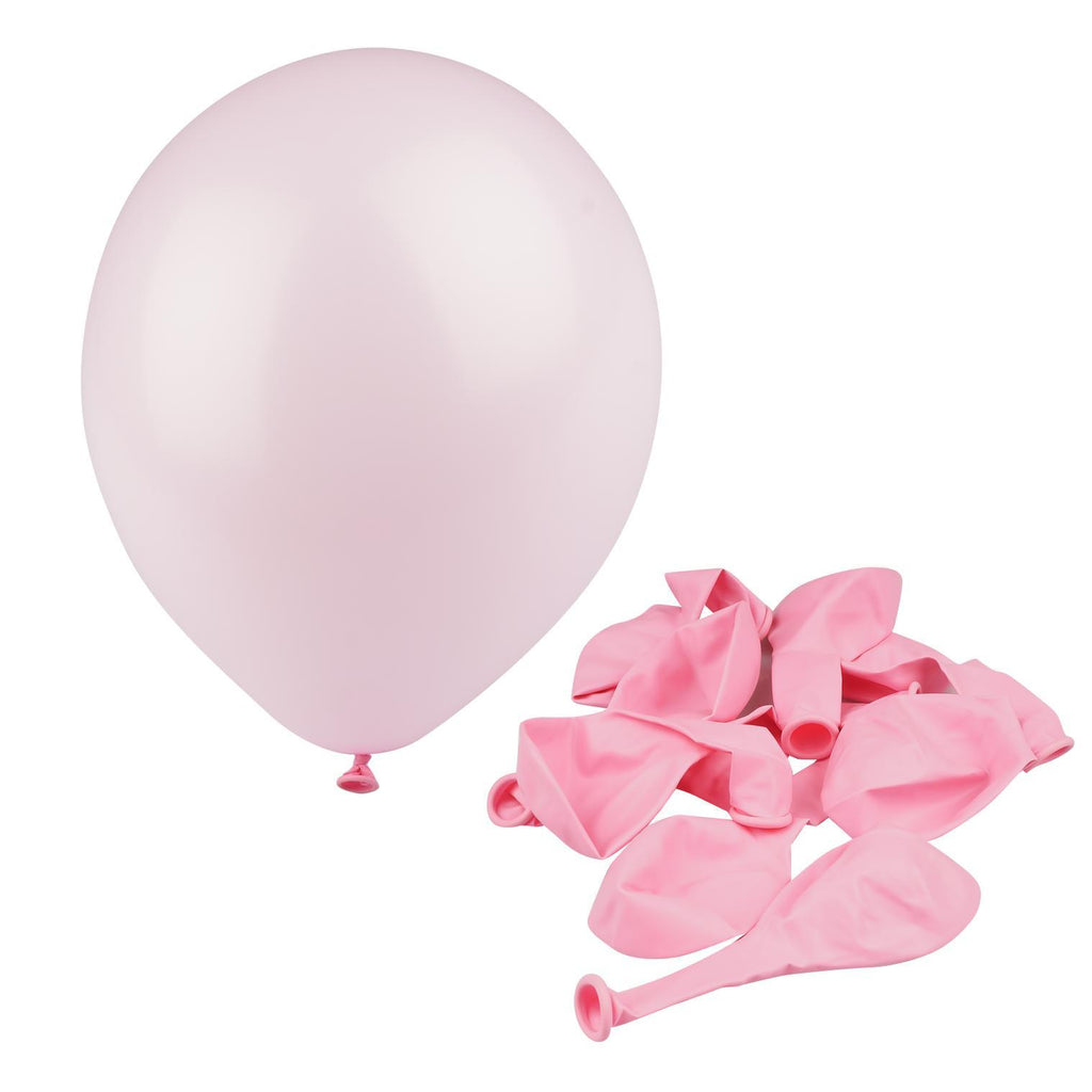 "Pink 12"" Helium Balloon - 10 Count - CASE OF 48"