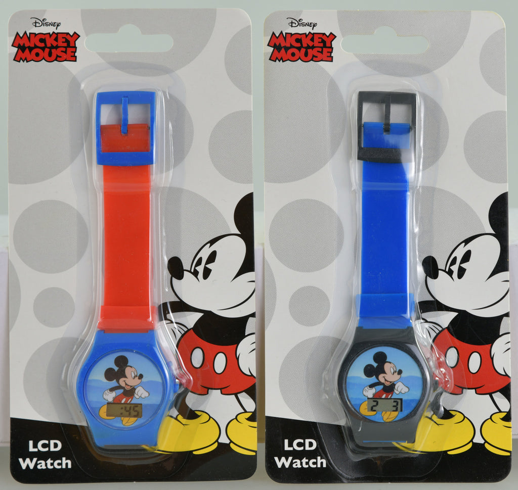 Mickey Digital Watch - Assorted - CASE OF 144