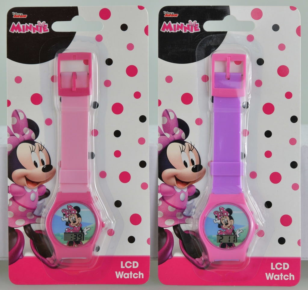 Minnie Digital Watch - Assorted - CASE OF 144