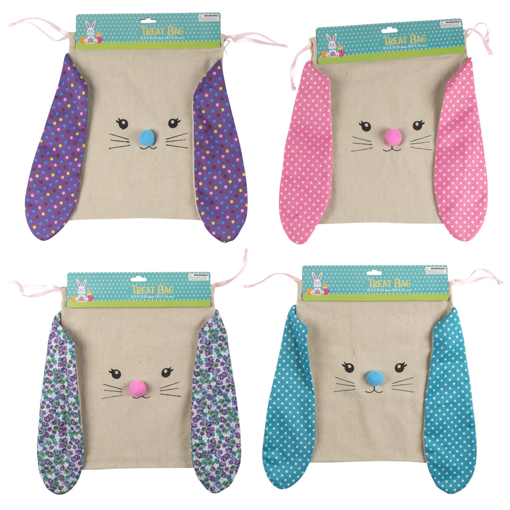 Bunny Treat Bag - CASE OF 24