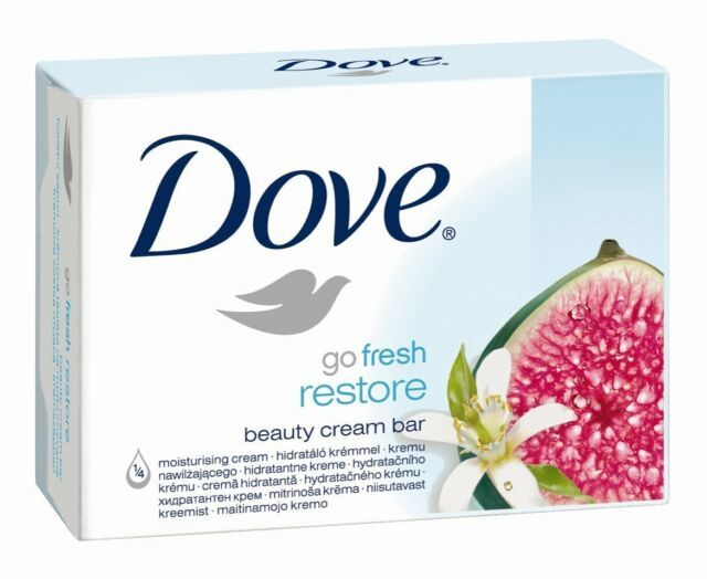 Dove go fresh restore Soap 135gm - CASE OF 48