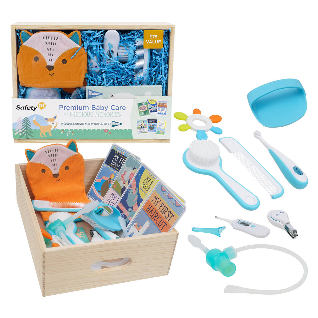 Safety 1st(R) Premium Baby Care & Memories Kit - CASE OF 3