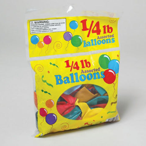 Balloons Assorted Sizes - 42 Count - CASE OF 48