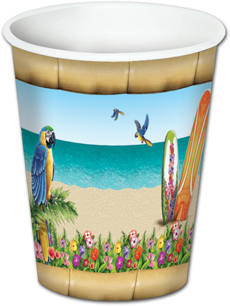 Paradise Beverage Cups - CASE OF 24