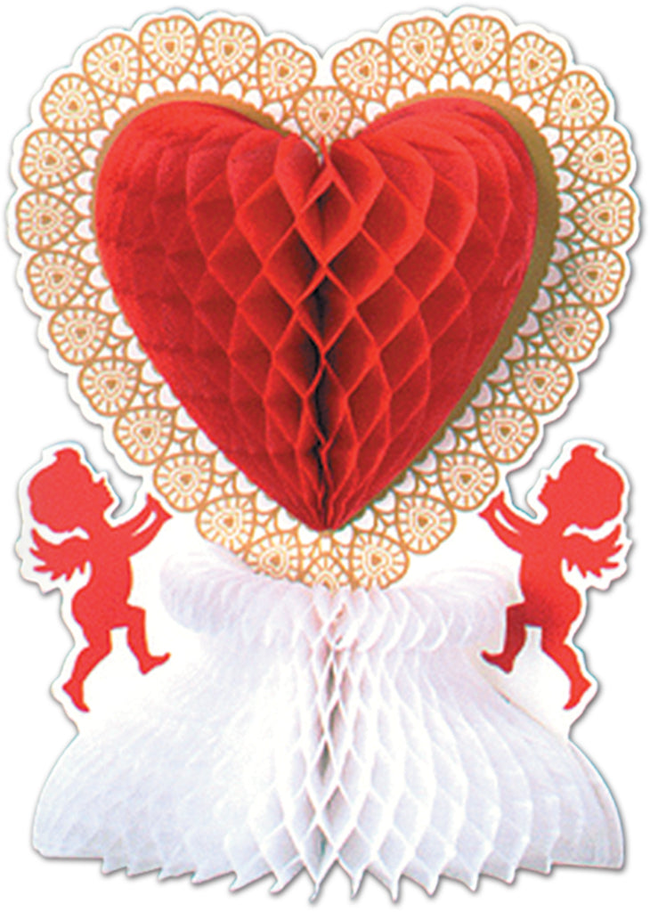 Valentine Centerpiece #24077 - CASE OF 12