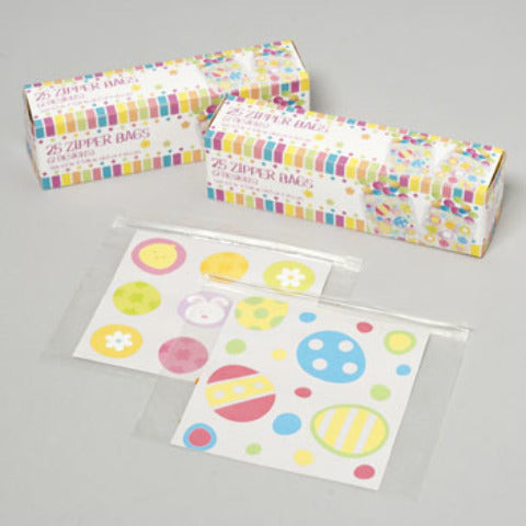Easter Print Sandwich Bags - 25 Count - CASE OF 96