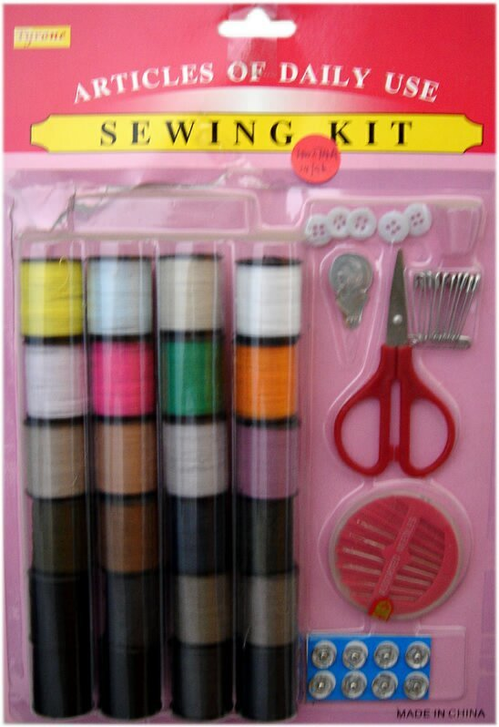 Sewing Kit - CASE OF 72