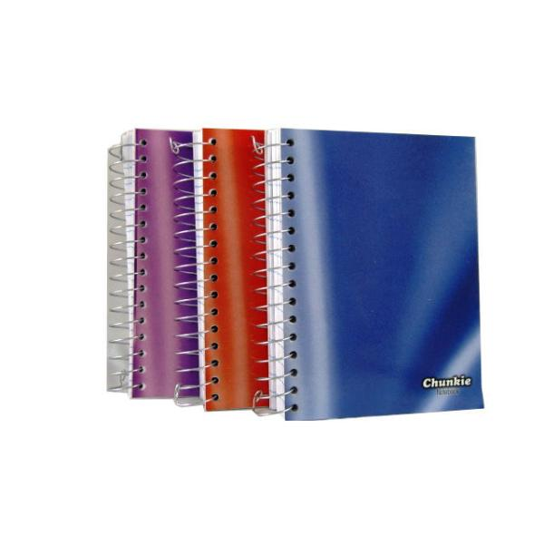 """CHUNKIE"" - Notebook - 180 Sheets - 5.5"" x 4"" - CASE OF 48"