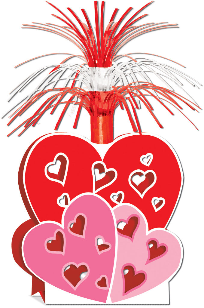 Valentine Centerpiece #16507 - CASE OF 12