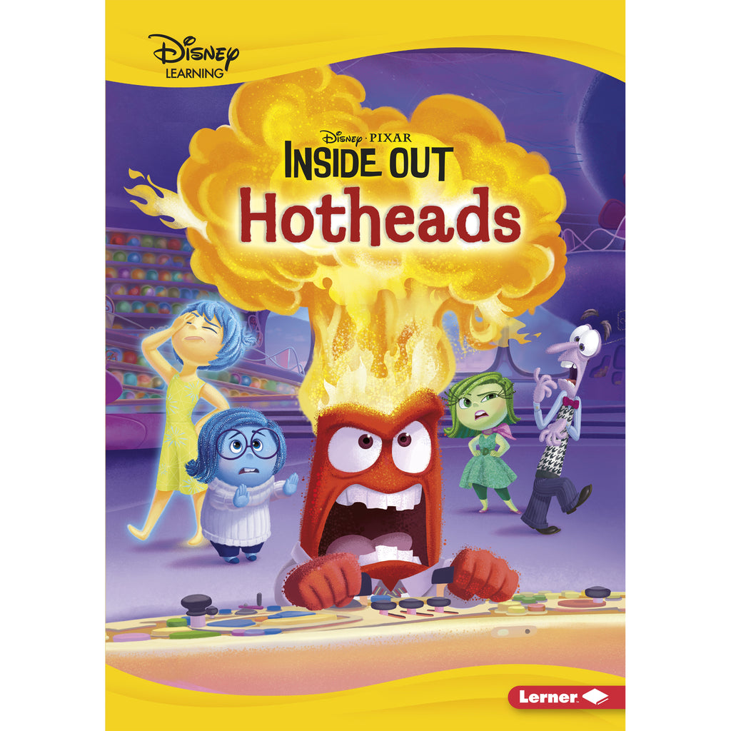 (3 Ea) Hotheads: An Inside Out Story