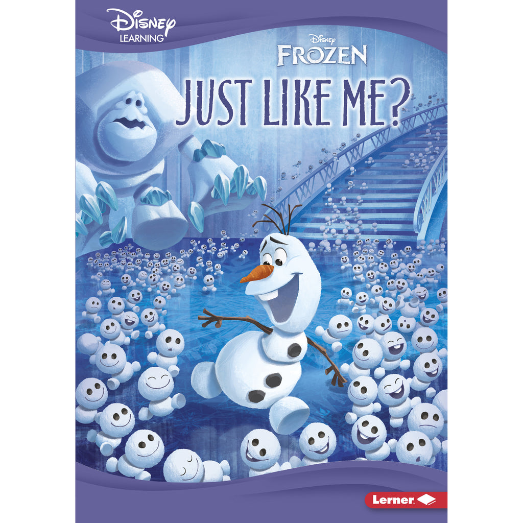 Just Like Me? A Frozen Story