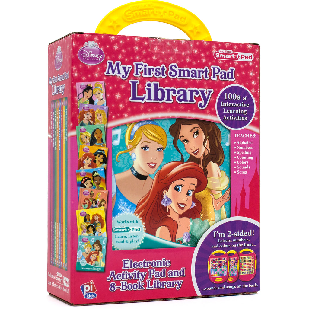 My First Smart Pad Disney Princess Box Set