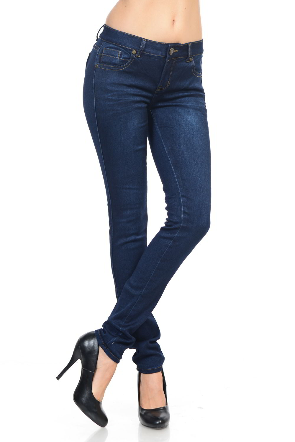 Sweet Look Premium Edition Women's Jeans - Push Up - Style WG0249