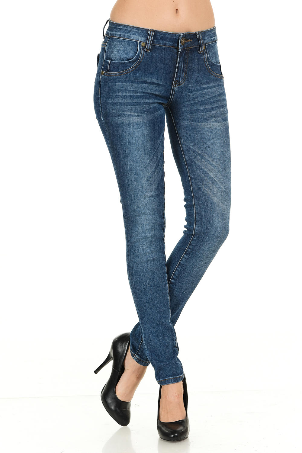 Sweet Look Premium Edition Women's Jeans - Push Up - Style X45