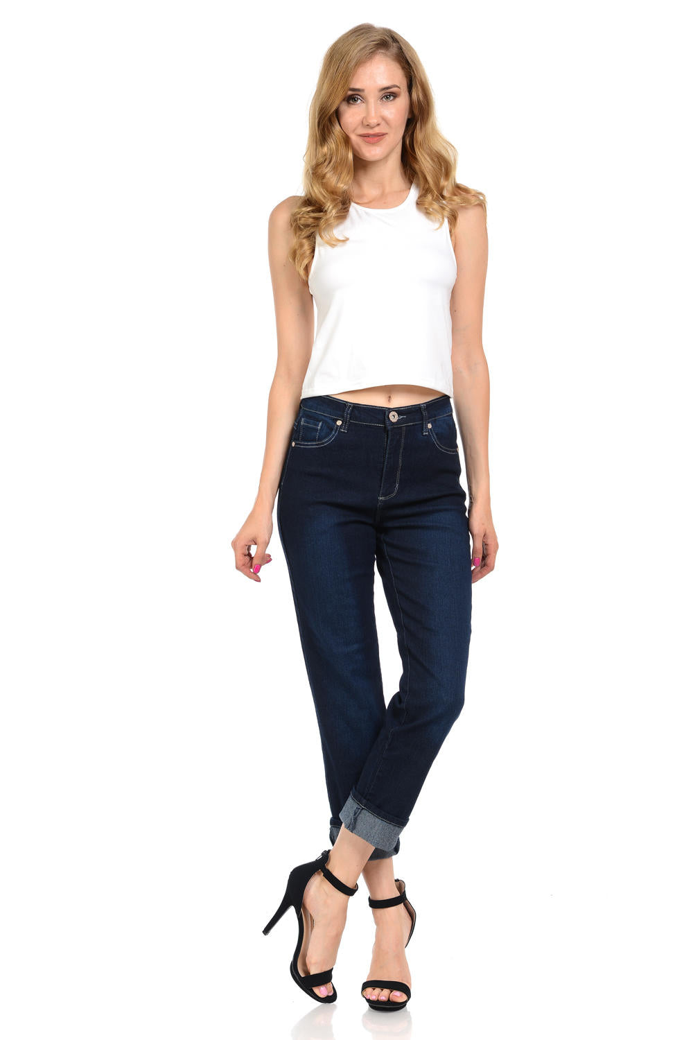 Studio Omega Women's Jeans - Push Up - Style 925