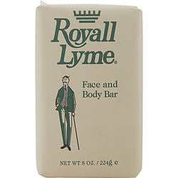 Royall Lyme By Royall Fragrances Soap 8 Oz