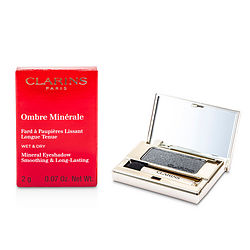 Clarins Ombre Minerale Smoothing & Long Lasting Mineral Eyeshadow - # 14 Platinum --2g-0.07oz By Clarins