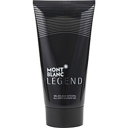 Mont Blanc Legend By Mont Blanc All Over Shower Gel 5 Oz