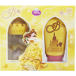 Disney Gift Set Beauty & The Beast By Disney