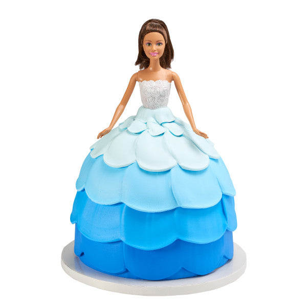 Hispanic Barbie™ Cake Topper Deluxe Let's Party