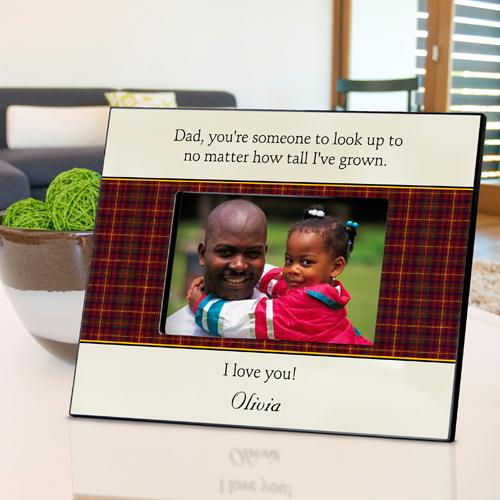 Personalized Father's Poem Picture Frame 4