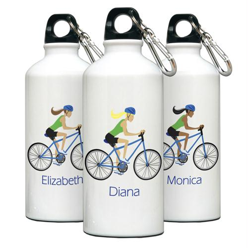 """Go-Girl"" Biking Water Bottle"