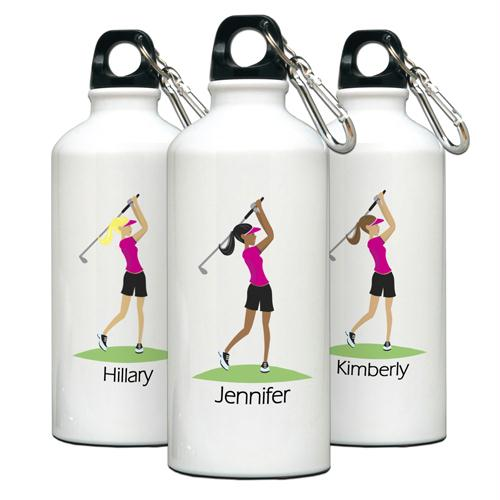 """Go-Girl"" Golf Water Bottle"