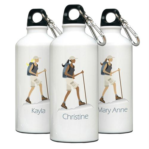 """Go-Girl"" Hiking Water Bottle"