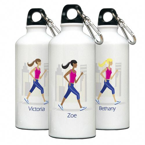"""Go-Girl"" Walk-Run Water Bottle"