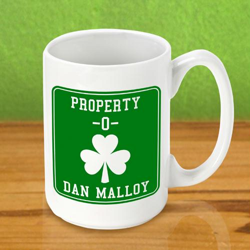 Property O Coffee Mug