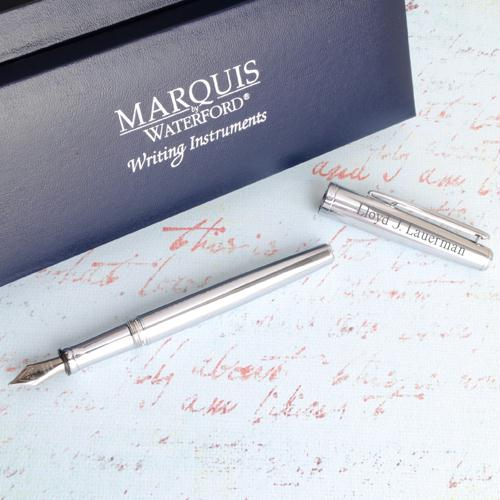 Personalized Waterford Claria Fountain Pen