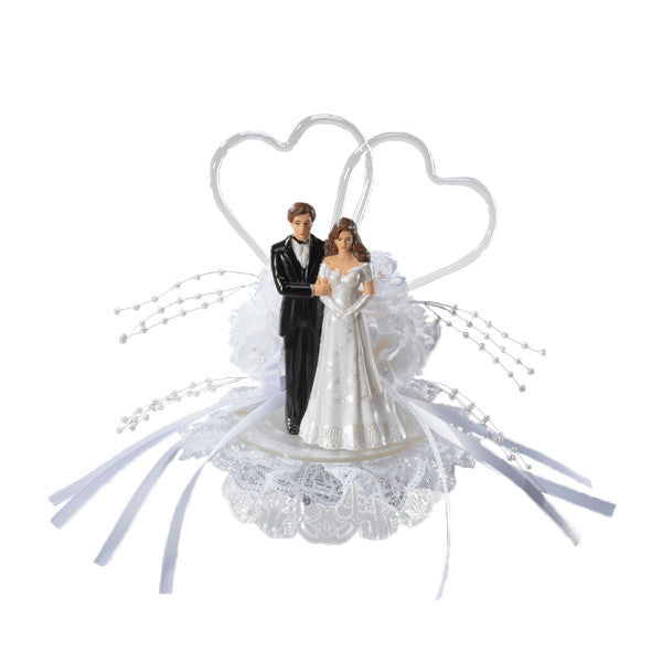 Statement of Love Wedding Cake Topper Decoration