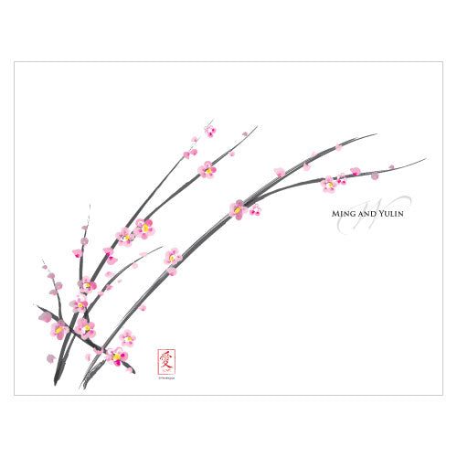 Cherry Blossom Program (Pack of 1)