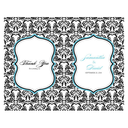 Love Bird Damask Program Berry (Pack of 1)