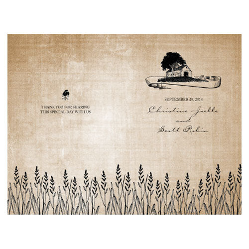 Rustic Country Program Berry (Pack of 1)