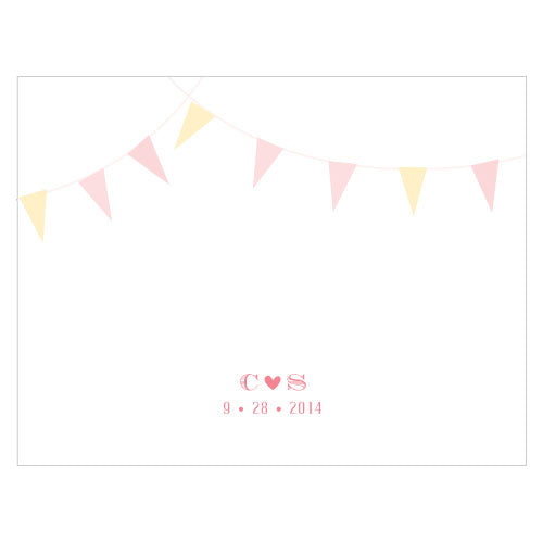 Homespun Charm Note Card Sweet (Pack of 1)