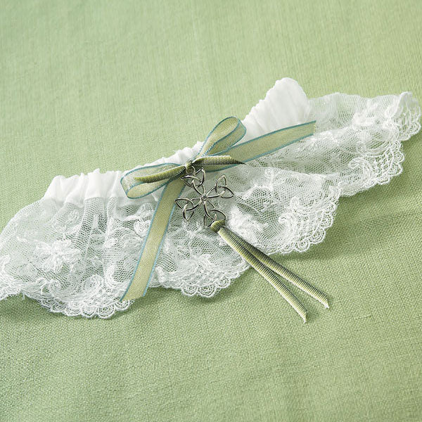 Celtic Charm Bridal Garter (Pack of 1)