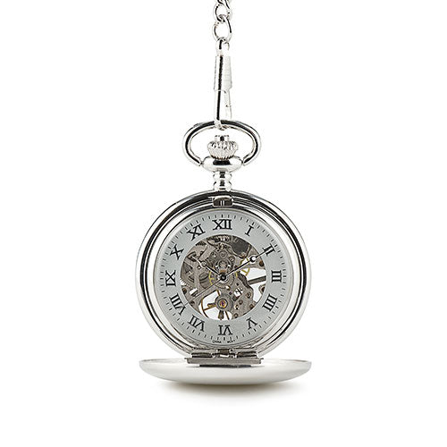 Mechanical Pocket Watch (Pack of 1)