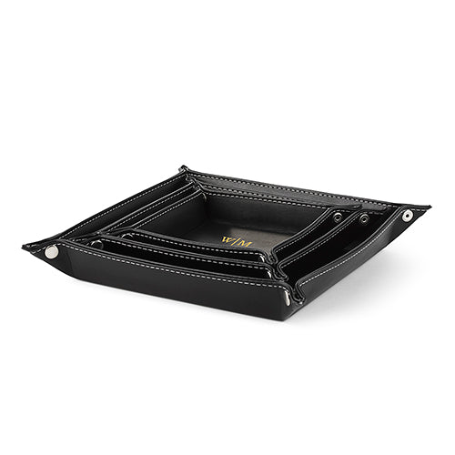 Three Piece Valet Tray Set (Pack of 1)