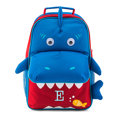 Personalized Kids' Backpack - Shark (Pack of 1)
