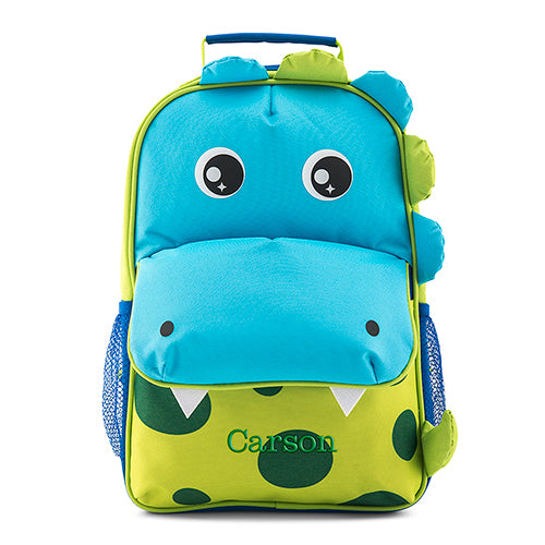 Personalized Kids' Backpack - Dinosaur (Pack of 1)