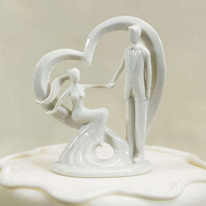 """Take My Hand"" Cake Topper (Pack of 1)"