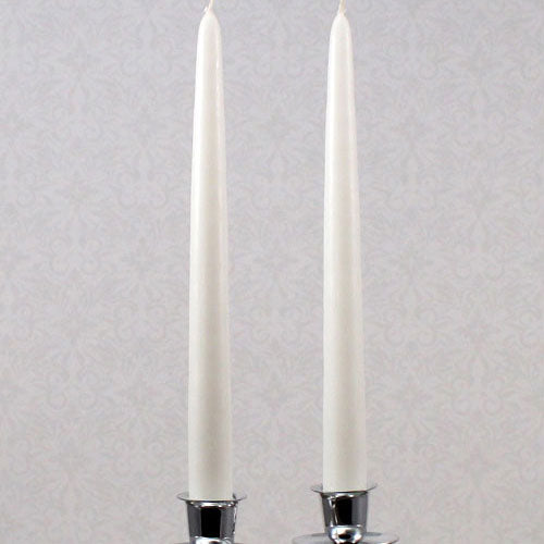 Lighting Candles White (Pack of 2)