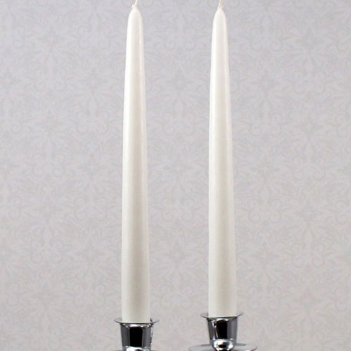 Lighting Candles Ivory (Pack of 2)