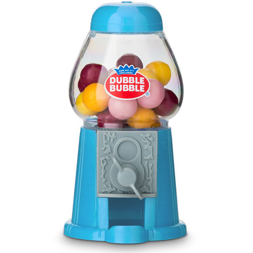 Mini Classic Blue Gumball Dispenser (Pack of 1)