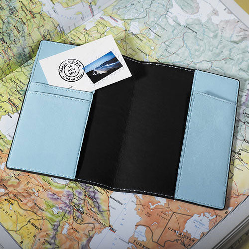 Mr. & Mrs. Passport Covers Gift Set (Pack of 1)